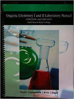 organic chemistry lab book pdf