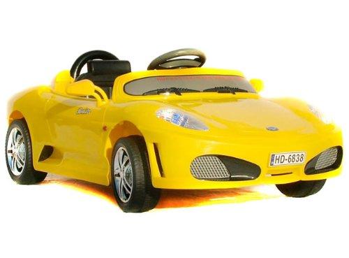 radio remote controlled electric ride on ferrari f430 style sports