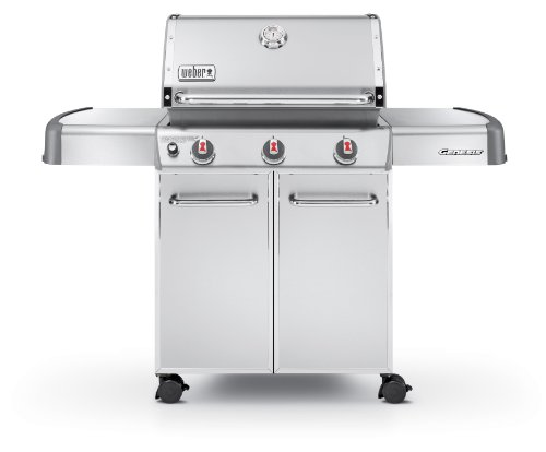 Weber 6550001 Genesis S-310 Liquid Propane Gas Grill