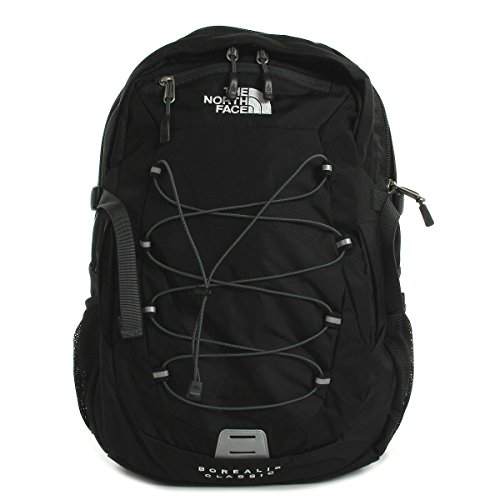 the-north-face-borealis-classic-sac-a-dos-blanc-rouge-taille-unique