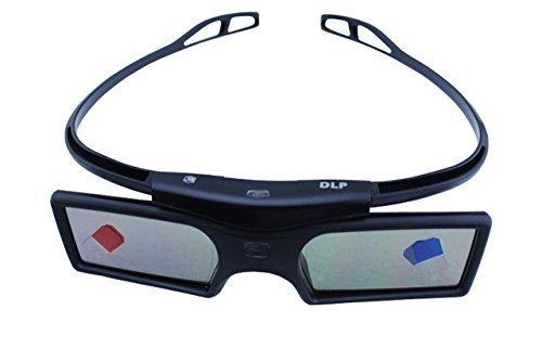 Costa New G15-DLP 3D Active Shutter Glasses 96-144Hz for LG/BENQ/ACER/SHARP DLP Link 3D TV Projector