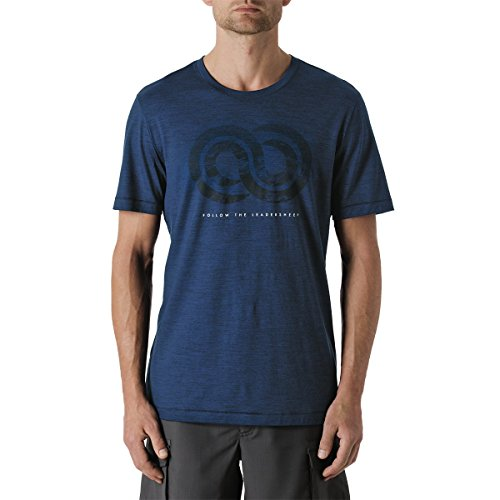 REDA REWOOLUTION M's Merino GraphicTee