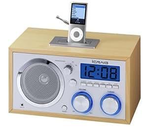 craig electronics cma3036 retro ipod alarm clock radio electronics. Black Bedroom Furniture Sets. Home Design Ideas