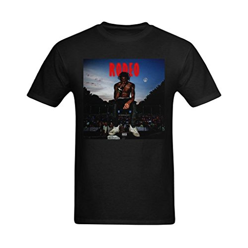 NeloimageMen Travi Scott Rodeo Performance Design Size XL T-Shirt (Performance Drawing compare prices)