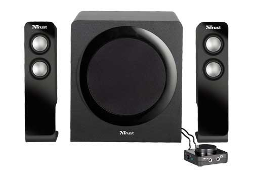 Trust SoundForce Vivo 2.1 Lautsprecher