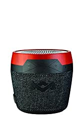 House of Marley EM-JA007-BK Chant Mini BT Portable Wireless Bluetooth Speaker, Black