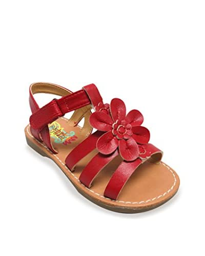 Rachel Shoes Kid's Kali Flower Sandal
