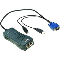 1PORT USB Remote KVM Kvm/ip Spider
