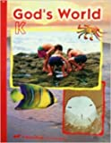 img - for God's World K (A Beka Book Science Series) book / textbook / text book