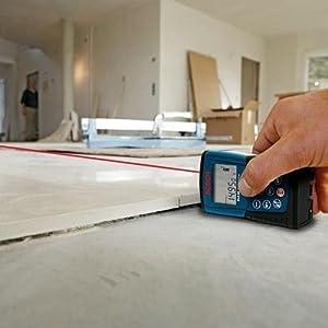 Bosch DLE 40 Laser Distance Measure 40M Range Rangefinder by Bosch