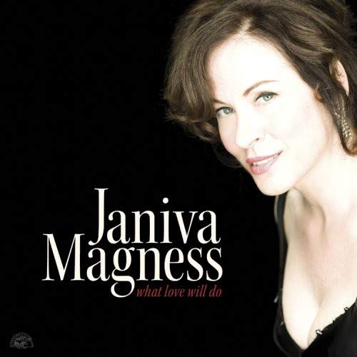 CD : JANIVA MAGNESS - What Love Will Do