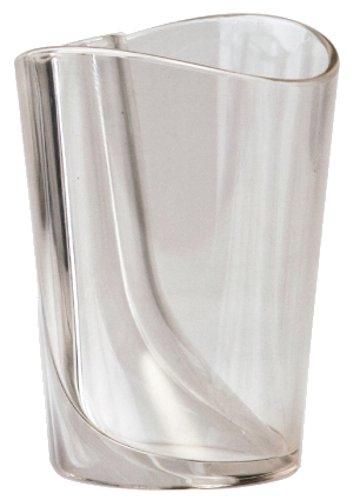 QUALY 歯ブラシスタンド付きタンブラー Flip Cup 090042CL