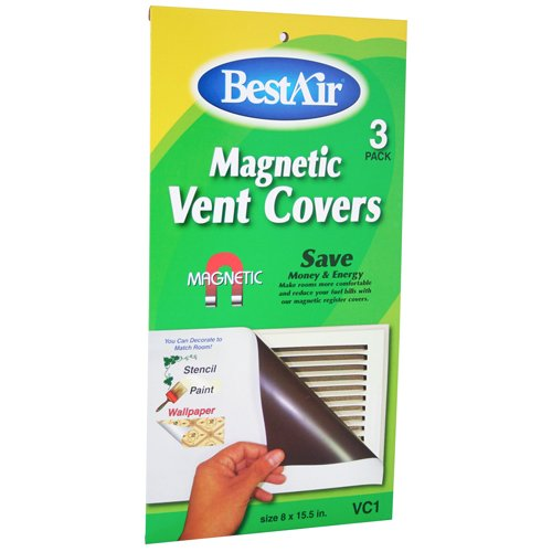 BestAir VC-1 Magnetic Vent Cover