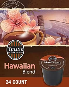 Tully's Coffee Hawaiian Blend K-Cups from Green Mountain Coffee