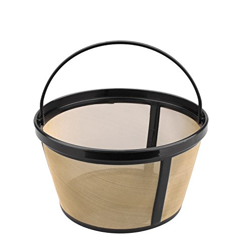 nicelucky-1-x-4-cup-basket-style-permanent-coffee-filter