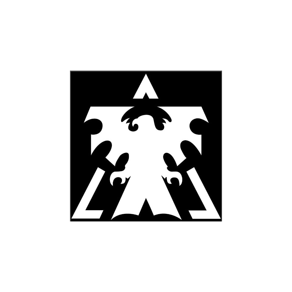 Terran SC2 Starcraft gamer nerd geek car vinyl Decals Sticker FREE USPS SHIPPING