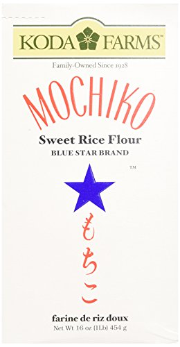 Mochiko (Sweet Rice Flour) - 16oz (Pack of 3)