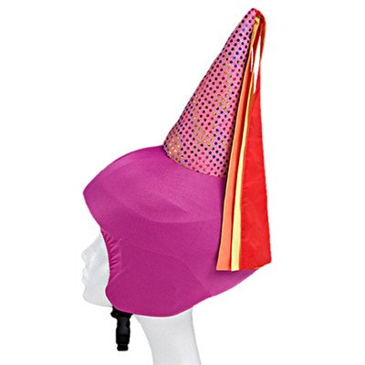 CrazeeHeads Princess Mona Leza Helmet Cover