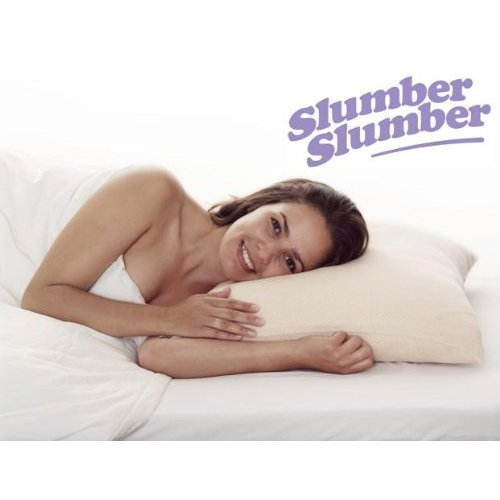 Cool Gel Memory Foam Pillow with Silver