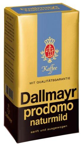 Dallmayr prodomo naturmild 500g,