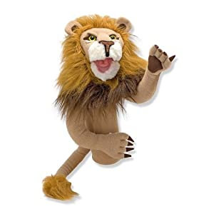 Melissa Doug Rory The Lion Puppet by Melissa & Doug