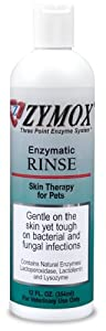 PET KING 013ZYM01-12 Zymox Enzymatic Rinse from Pet King Brands