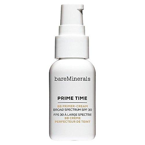 bareMinerals Prime Time BB Primer-Cream Daily Defense SPF 30, Medium, 1 Ounce (Bare Escentuals Bb Cream compare prices)