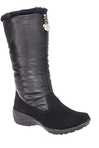Amber Mid Calf Snow Boot