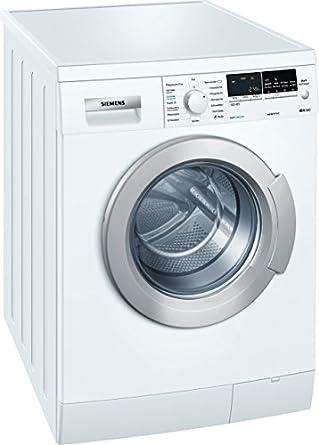 Siemens WM14E4G7 Lave linge 7 kg 1400 trs/min A+++ Blanc