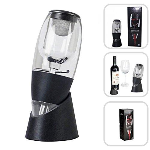 i-Horizon plus Décanteur de vin rouge avec support