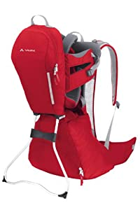 Vaude Wallaby Child Carrier, Red by VAUDE