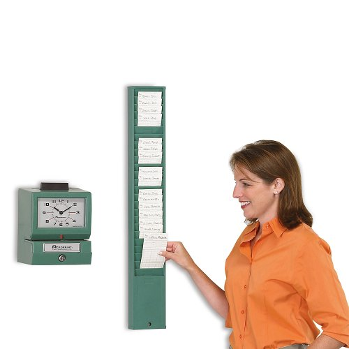 Acroprint Time Clock - Manual Electric - Month, Date, Hour, Minute