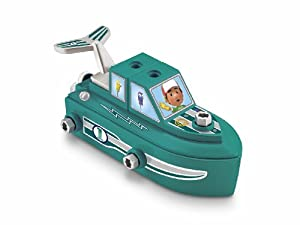 Fisher Price Handy Manny Fix It Boat Toys Games