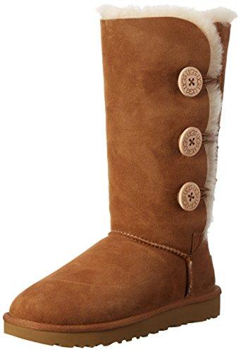 ugg-australia-bailey-button-triplet-ii-zapatillas-altas-para-mujer-marron-chestnut-37-eu