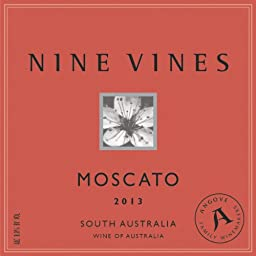 2015 Angove Nine Vines Moscato
