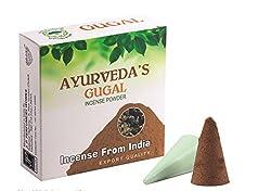 Ayurveda's gugal dhoop