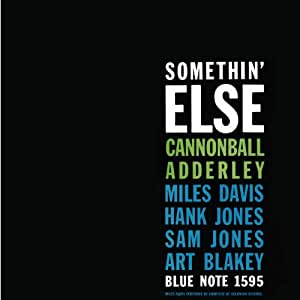 Somethin' Else [LP]
