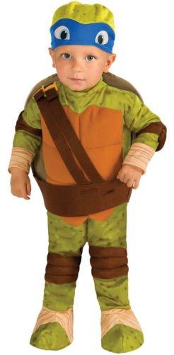 TMNT  (Original Leonardo Adult Costumes Mask)