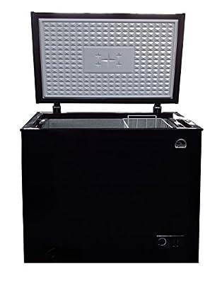 Igloo FRF705-black 7.1 cu. Ft. Chest Freezer, Black