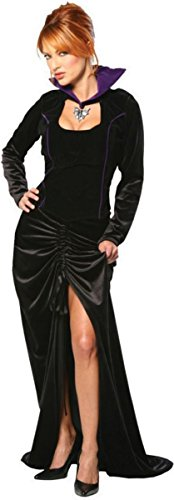 Morris Costumes Bat Noir Adult Medium Sz 10-12