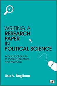writing a research paper in political science lisa baglione The best american essays of 2011 writing a research paper in political science lisa baglione pdf liverpool southend-on-sea edit my report on biology please.