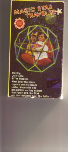 Magic Star Traveler (Volume 1)