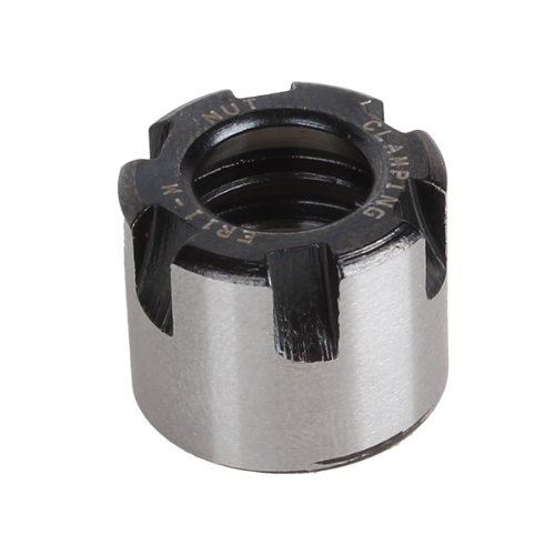 Generic Er11-m Clamping Collet Mini Nut CNC Milling Lathe