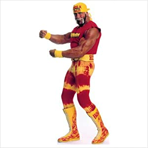 World Wrestling Entertainment - Hulk Hogan Life-Size Cardboard Stand-Up