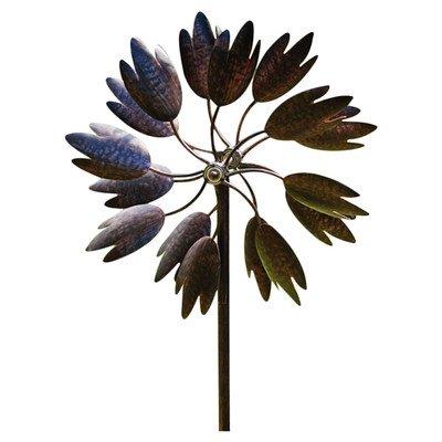 Bloom Kinetic Garden Stake