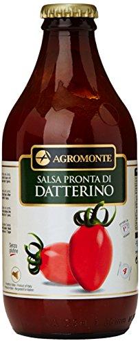 Agromonte Salsa Pronta Di Pomodoro Datterino 33Cl
