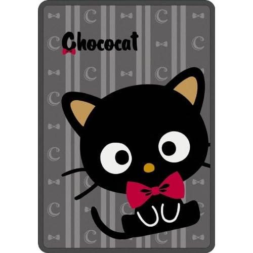 Amazon.com - Chococat Bow Tie Blanket - Bed Blankets