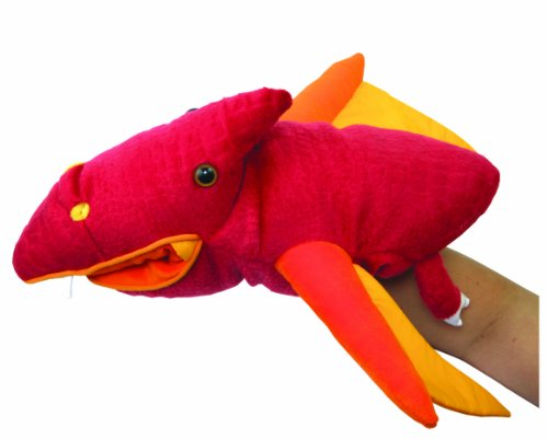 Prehistoric Hand Puppet Pauly - 1