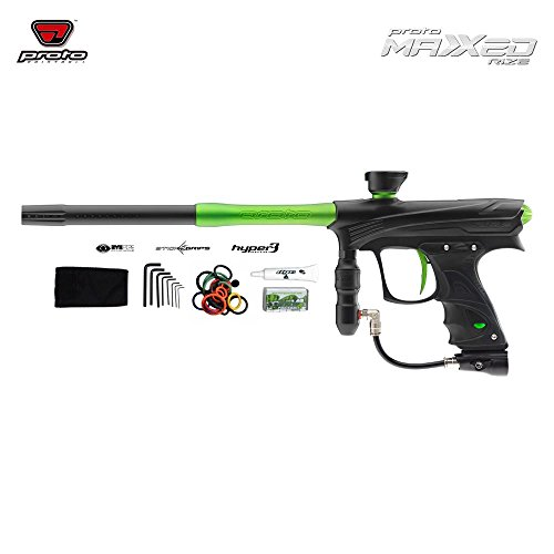 Dye Proto Rize MaXXed Paintball Marker (Solenoid Dye compare prices)