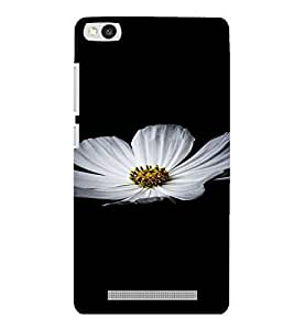 PrintVisa Flower Design 3D Hard Polycarbonate Designer Back Case Cover for Xiaomi Redmi 3S